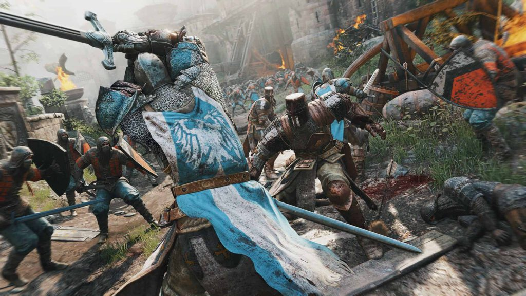 For Honor Legions at War
